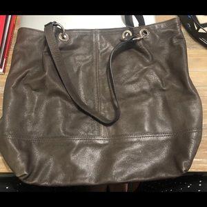 4baeb637f0d9 Italian Leather Purse Light Chocolate Brown Color